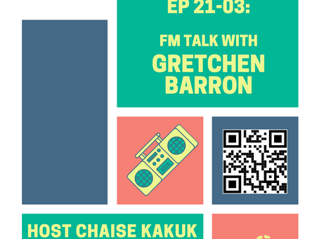 CM Club Podcast Ep 21-03 Gretchen Barron of Mass Medical Society