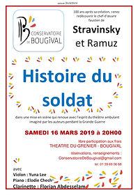Affiche concert 16 mars 2019 Histoire de