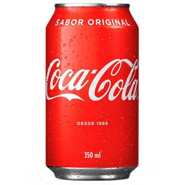 Cocal cola lata