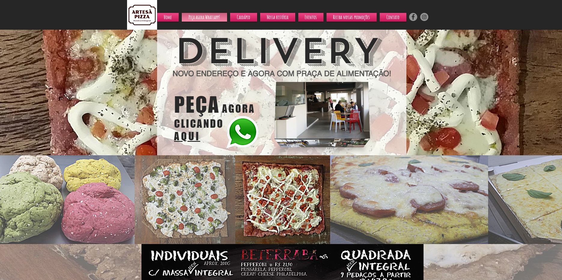 Artesã Pizza