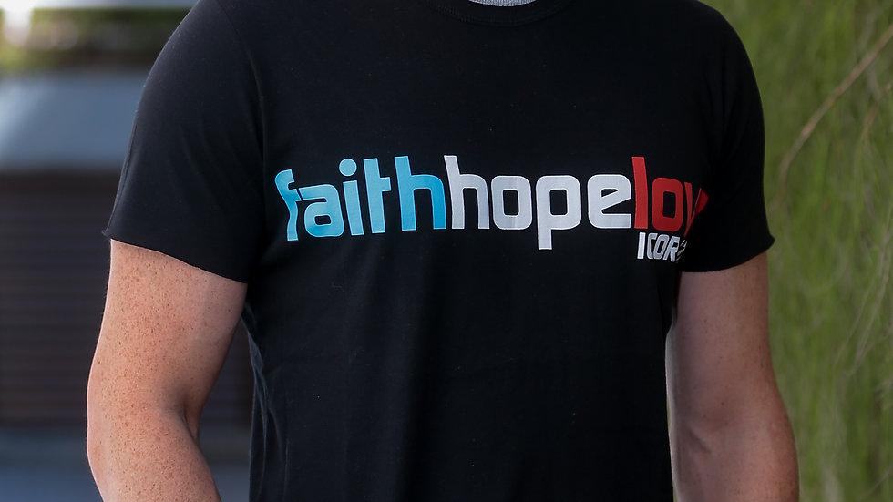 Camiseta Bless Collection - Coríntios 13:13