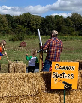 Cannon Blasters