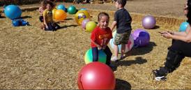 Bouncy Ball Fun!