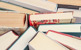 Free Sample Books, From Friends on the Block