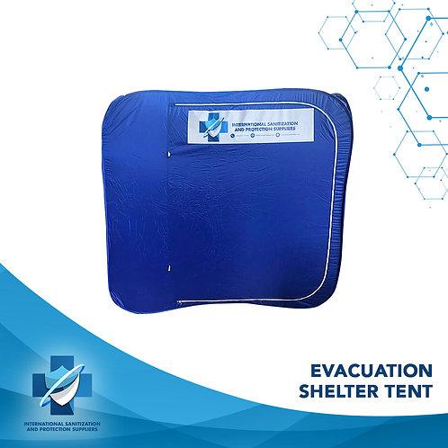In Door Retractable Evacuation Shelter Tent | Evacuation Relief Tent House