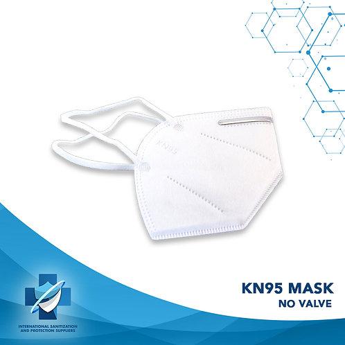 KN95 Face Mask (Without Valve) | FFP2 Face Mask | Respirator | 1 Piece