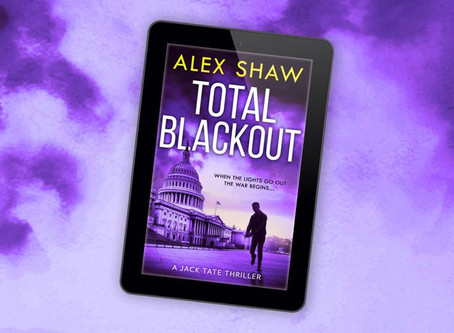 TOTAL BLACKOUT: The gripping new crime thriller by Alex Shaw available to pre-order now!