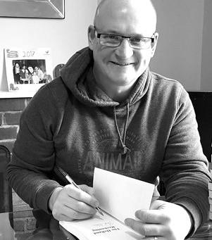 Dark Edge Press Sign Contemporary Romance Novelist Adrian Martin Two-Book Deal