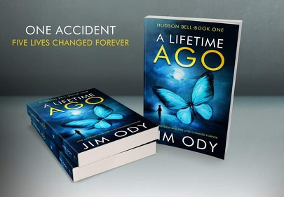 THE LATEST THRILLER FROM JIM ODY