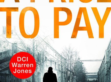 DCI Warren Jones is back and this might be his most dangerous case yet