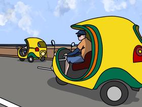 EL Coco-Taxi
