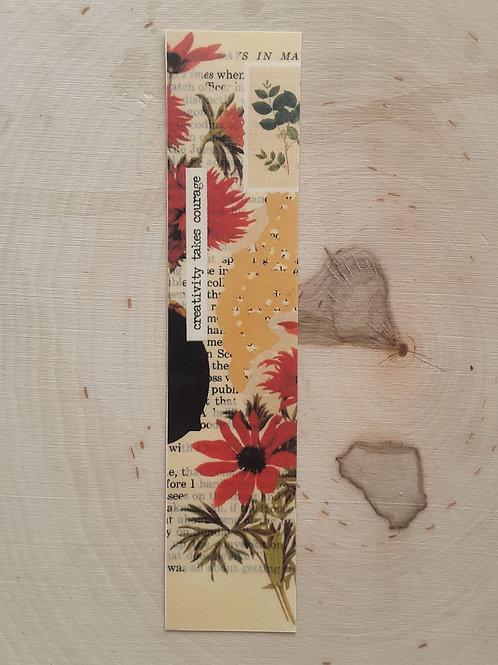 Collage Bookmark I