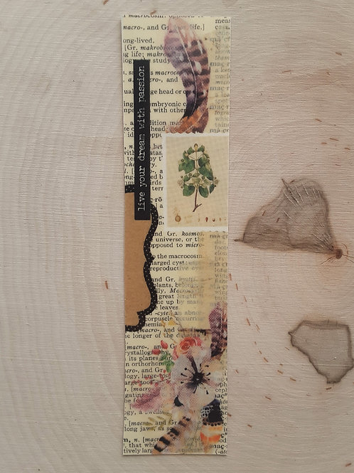 Collage Bookmark IV