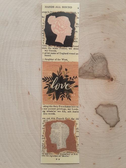 Collage Bookmark III