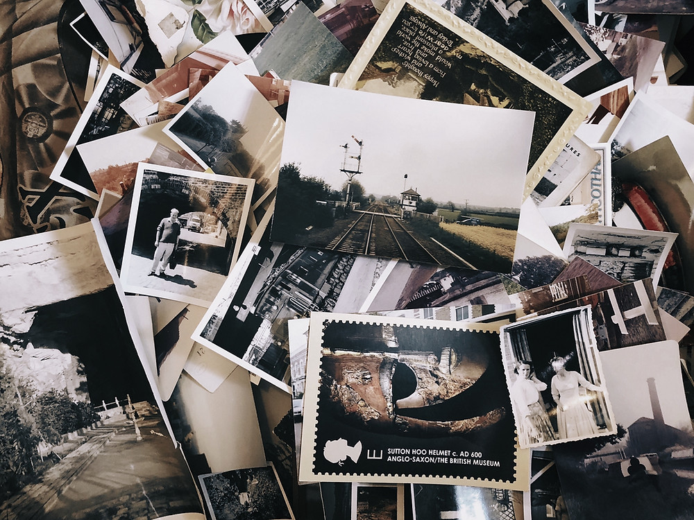Sort your photos before designing the photo album.