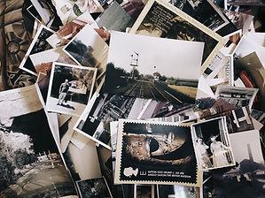 Photos and postcards