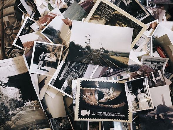 Cartées postais
