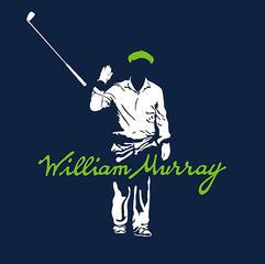 美 골프웨어 '윌리엄머레이(William Murray)'