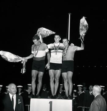 Ciclismo: Sergio Bianchetto e Giuseppe Beghetto, il tandem vincitore olimpico.