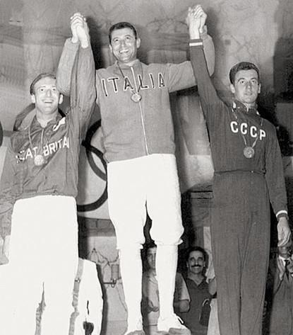 Scherma: Giuseppe Delfino vincitore spada individuale.