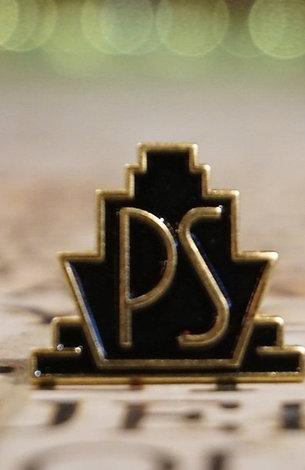 Peter Sripol Enamel Pin