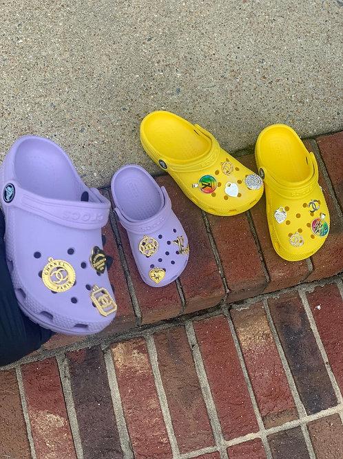 Princess Crocs