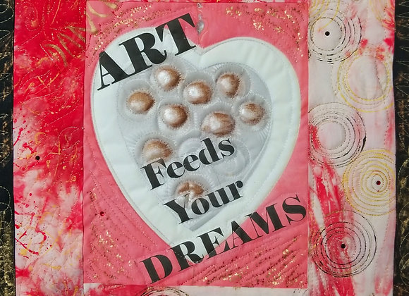 Art Feeds Your Dreams
