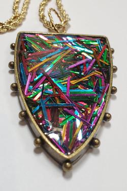 Confetti Sparkle necklace