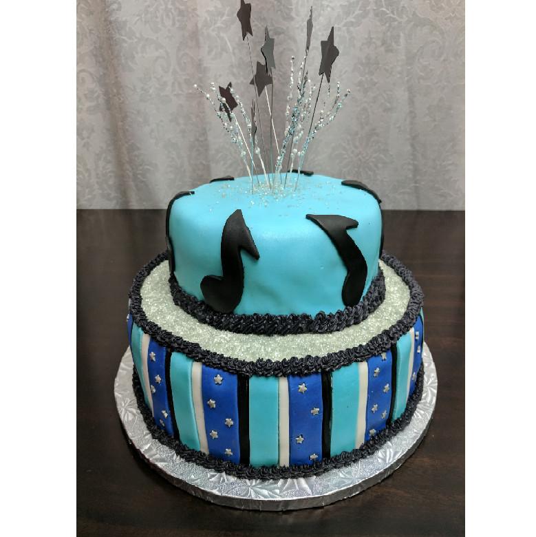 Hip Hop Hooray Cake
