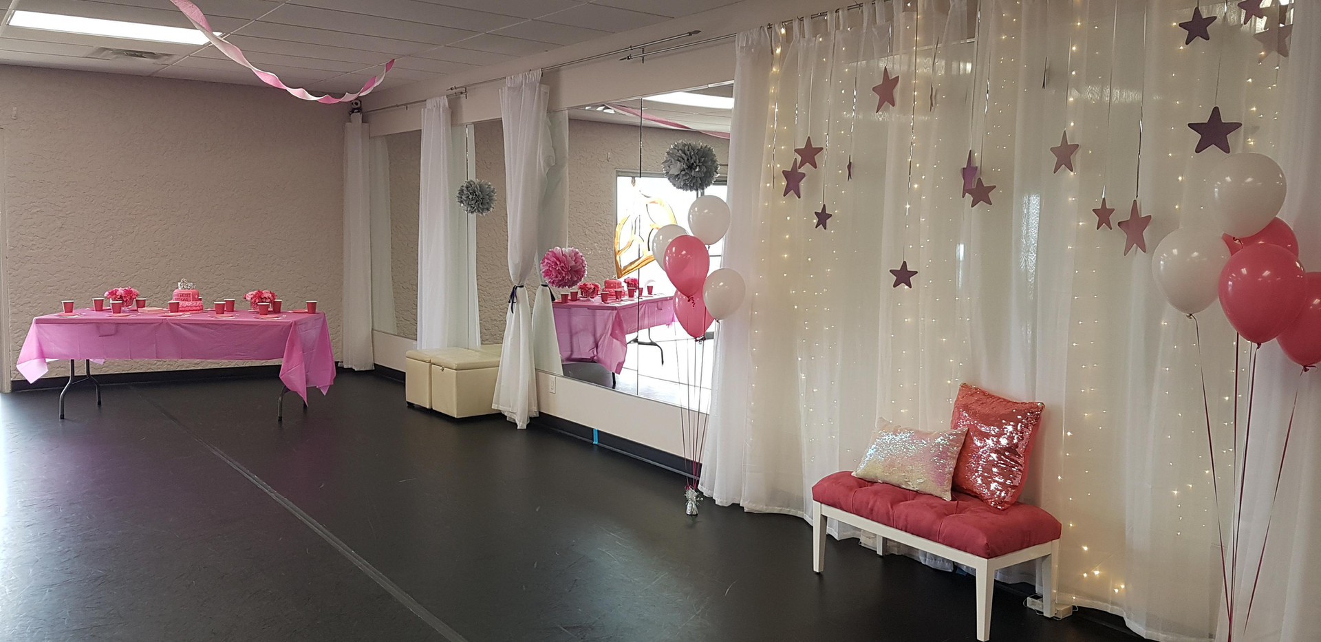 Princess Ballet Studio View 2