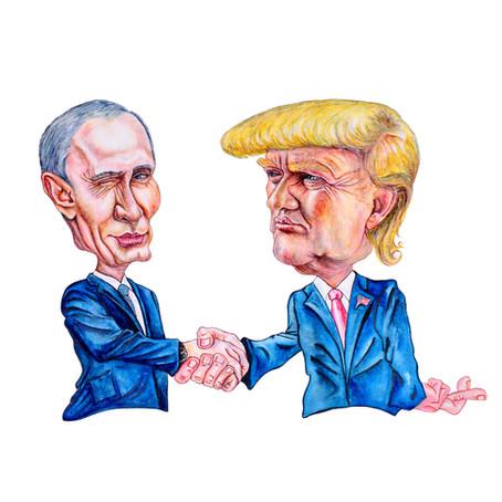 WHEN WASHINGTON MEETS MOSCOW
