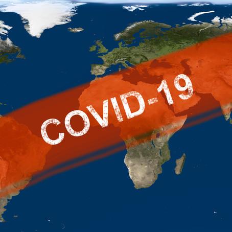 COVID-19   CLASH OF THE TITANS