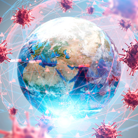 THE CORONAVIRUS PANDEMIC IN A POLITICALLY DYSFUNCTIONAL WORLD