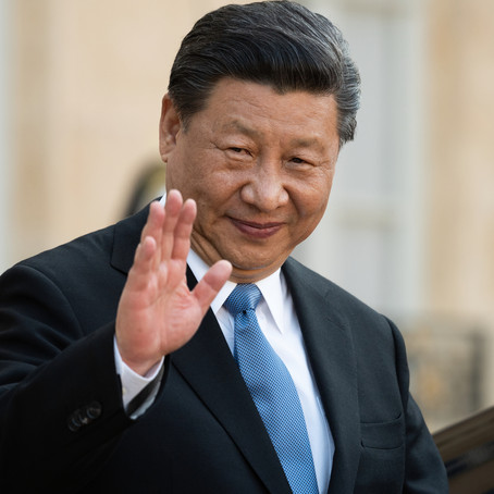 CHINA - AN IMPORTANT WORLD POWER