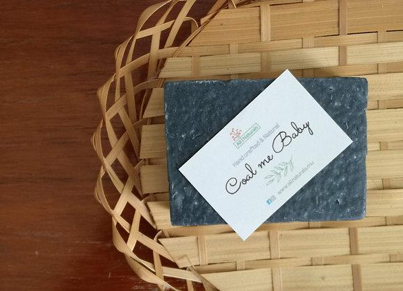 Charcoal soap : Coal me baby