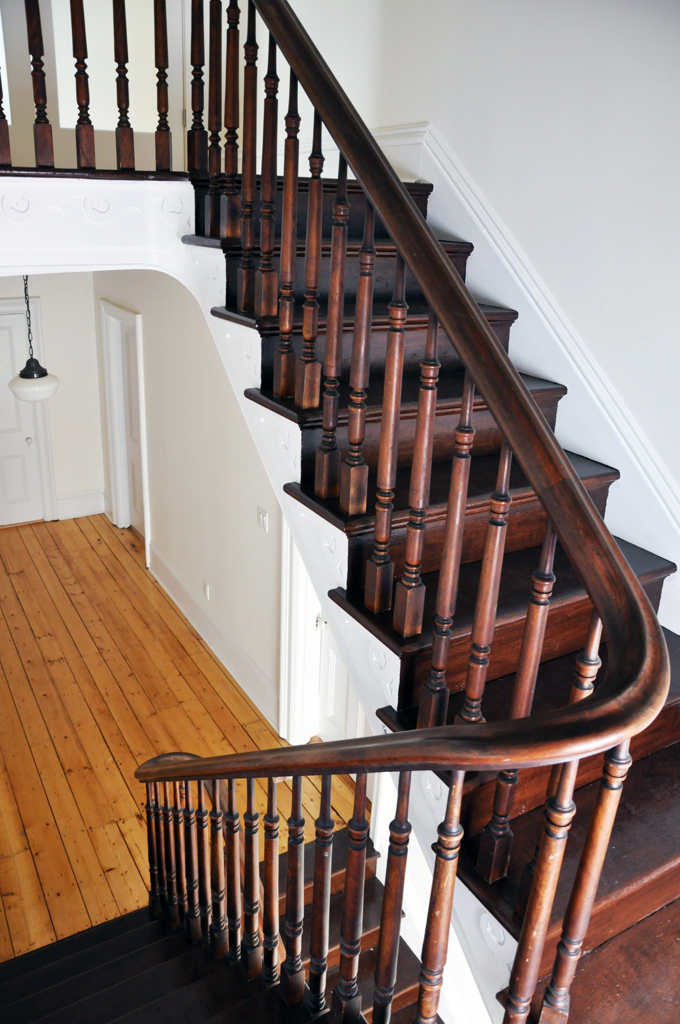 Hallway and Stair