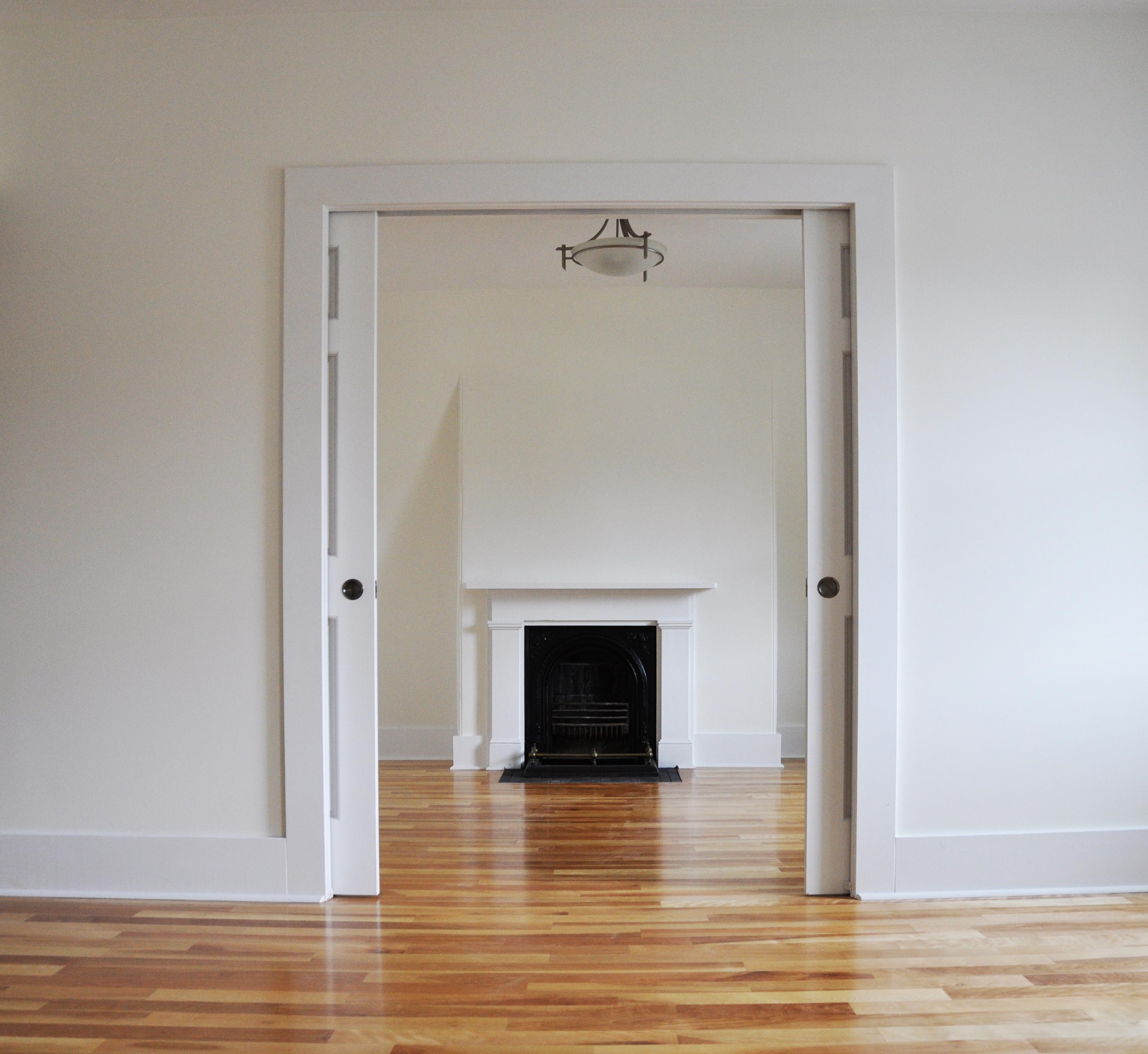 Bedroom Double Door
