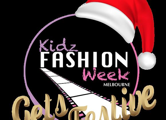 Kidz Fashion Week FOOTAGE - Melb 2020