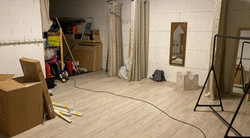 Showroom qui prend forme
