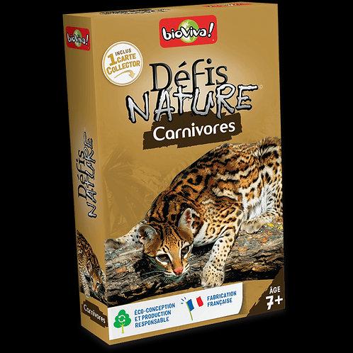 🇫🇷 Défis nature - Carnivores - Bioviva