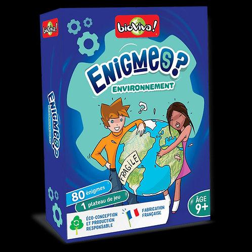 🇫🇷 Enigmes - Environnement - Bioviva
