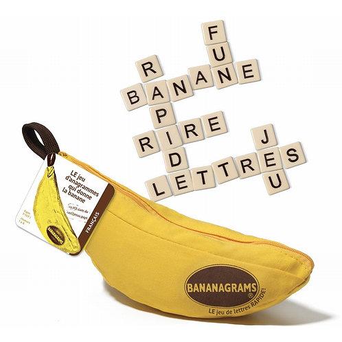 🇺🇸 Bananagrams Le jeu de lettres rapide
