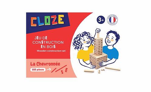 🇫🇷 La Chevronnée- Cloze