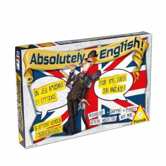 Absolutely English !