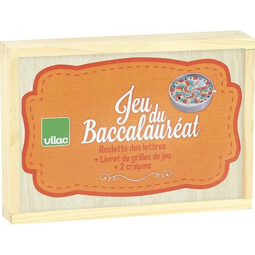 Jeu du baccalauréat - Vilac