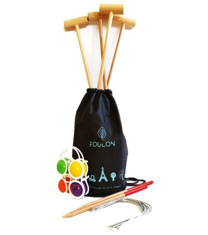 🇫🇷 Croquet mixte - Foulon