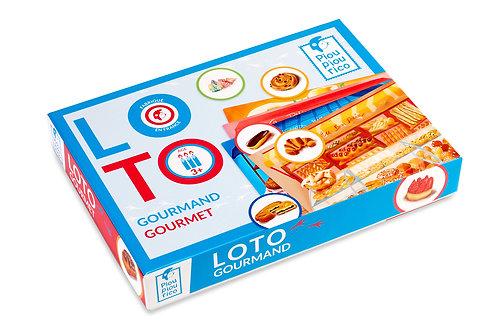 🇫🇷 Loto gourmand - Pioupiourico