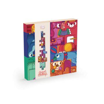 Puzzle 3D Challenge Circus - Krooom
