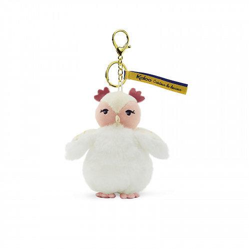 Porte-clés Luna la chouette - Kaloo