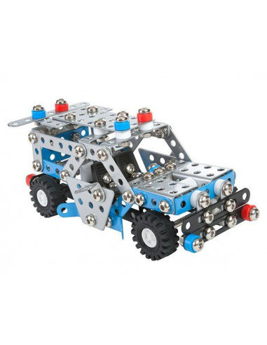 🇪🇺Voiture de police (302p) - Constructor